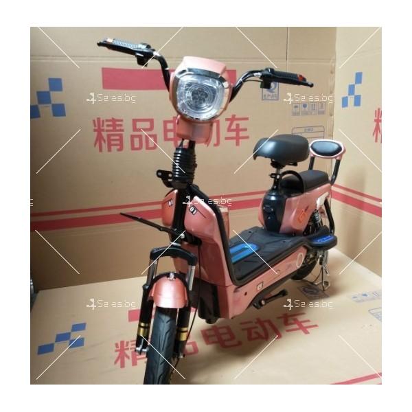 Електрически скутер с акумулаторна батерия, 48 волта, 14 инча MOTOR1 19