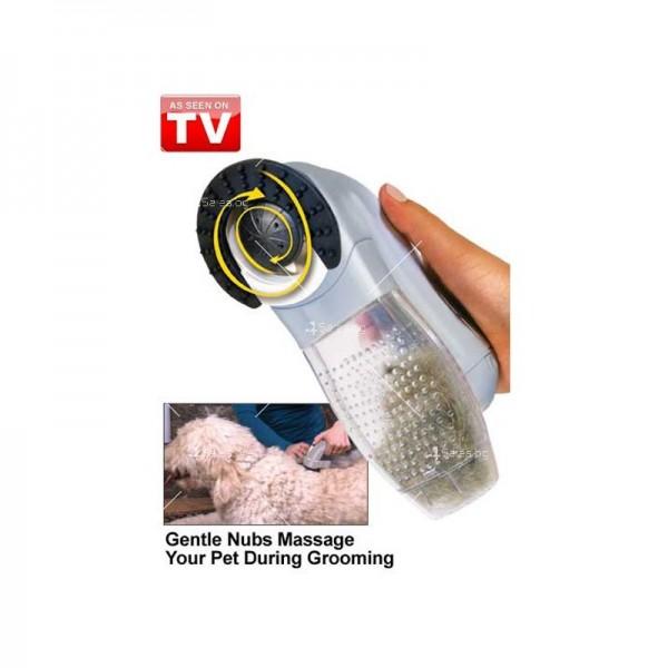 Прахосмукачка за почистване на косми, предназначена за домашни любимци - TV800 6