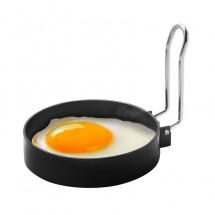 Метална кръгла форма за направата на яйца на очи - TV804