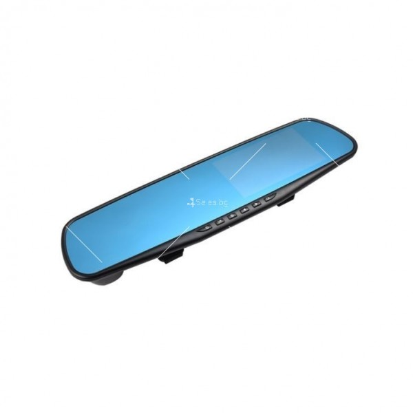 Видеорегистратор тип огледало за задно виждане DVR JPG 1080 P -8Mpx AC25 25