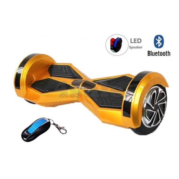 Ховърборд BATMAN с 8 инчови гуми Bluetooth аудио система и над 3000 зареждания