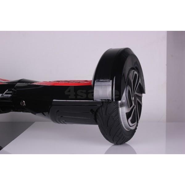 Ховърборд BATMAN с 8 инчови гуми Bluetooth аудио система и над 3000 зареждания 5