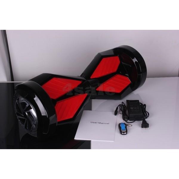 Ховърборд BATMAN с 8 инчови гуми Bluetooth аудио система и над 3000 зареждания 7