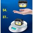 LED фенер за глава с 6 режима на работа, вградена батерия и USB зареждане - FL86 7