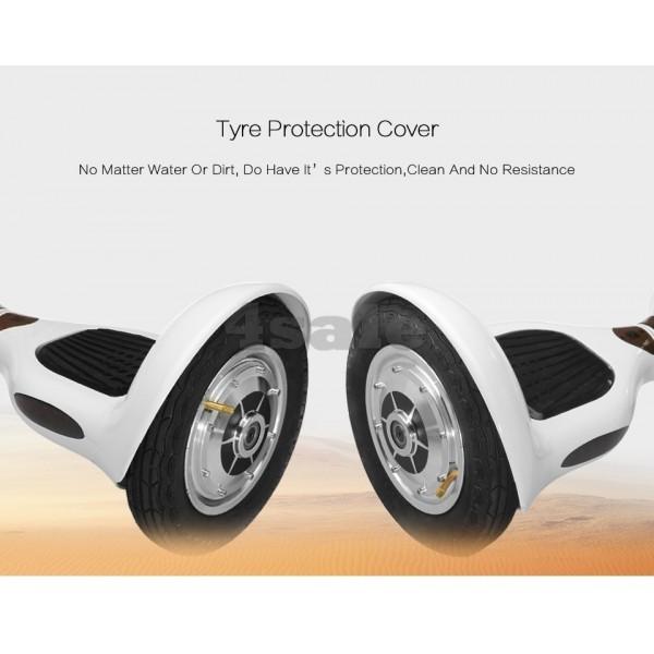 Ховърборд с 10 инчови гуми, Bluetooth връзка, високоговорител и LED светлини 5