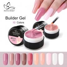 UV & LED гел за изграждане на нокти в различни цветове ZJY101