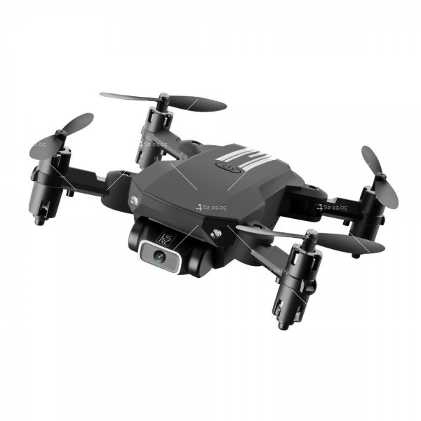 Мини дрон с HD камера, LED светлини и 4K резолюция DRON LS-MIN