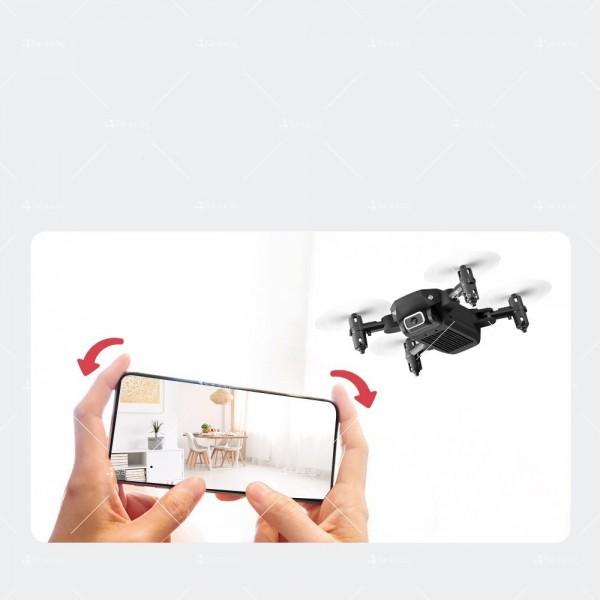 Мини дрон с HD камера, LED светлини и 4K резолюция DRON LS-MIN 5