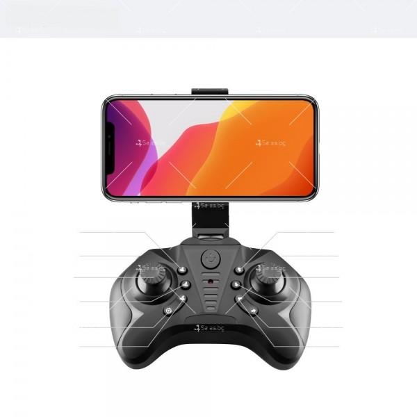 Мини дрон с HD камера, LED светлини и 4K резолюция DRON LS-MIN 11