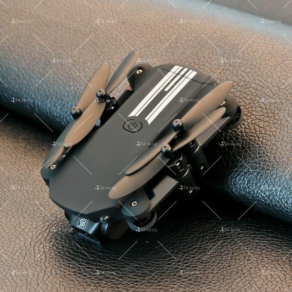 Мини дрон с HD камера, LED светлини и 4K резолюция DRON LS-MIN 14