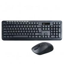 Безжични 2,4GHz wireless клавиатура и оптична мишка KMT4