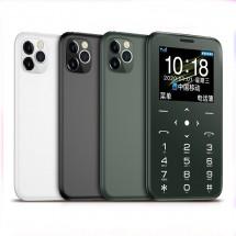 Ултра тънък и малък мобилен телефон с три камери Sоyes S7+ PHONE S7+