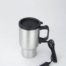 Термосна чаша от 450 мл. с опция за подгряване в автомобил до 65 градуса TV182