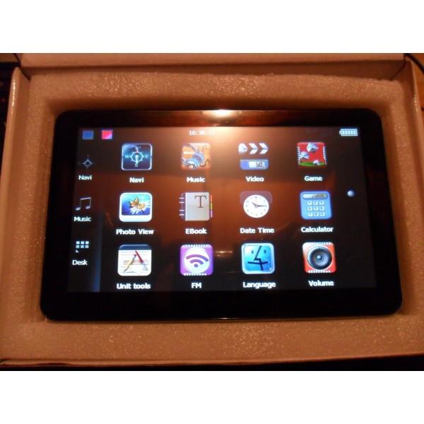 """GPS 7"""" HD 4GB, 128 RAM - много точна-най нов модел 5"""