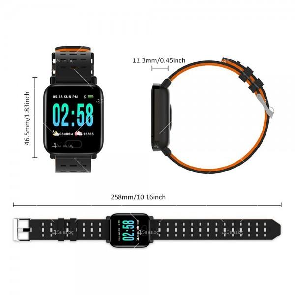 Ckyrin A6 водоустойчив мултифункционален часовник с няколко функции SMW1 3