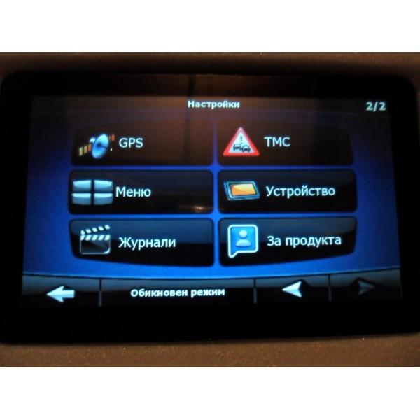"""GPS 7"""" HD 4GB, 128 RAM - много точна-най нов модел 8"""