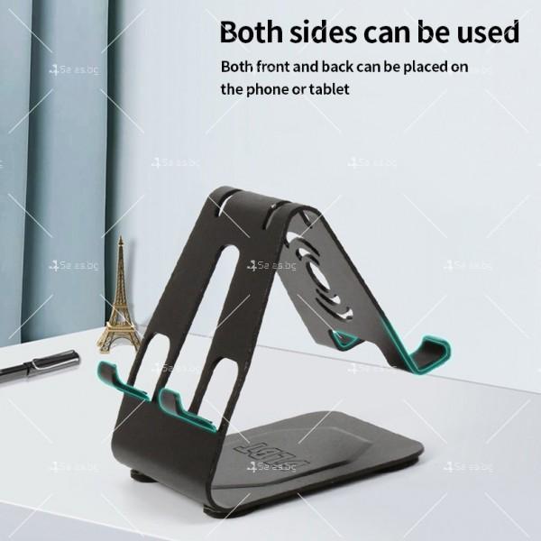 Двоен алуминиев държач за мобилни телефони и таблети ST28 7