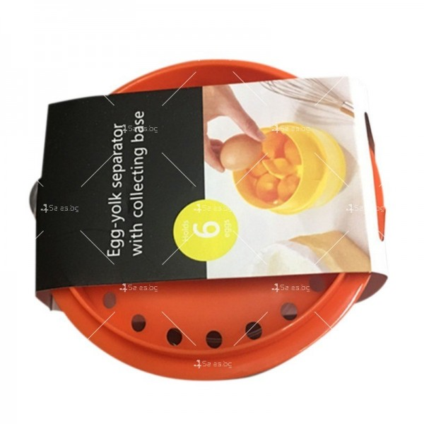 Уред за разделяне на жълтъци от белтъци на яйцата TV458 2