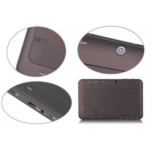 GPS таблет с много екстри , Mega tablet - PRO iPad + Bluetooth + GPS и 3G телефон 5