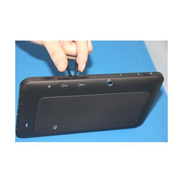 GPS таблет с много екстри , Mega tablet - PRO iPad + Bluetooth + GPS и 3G телефон 7