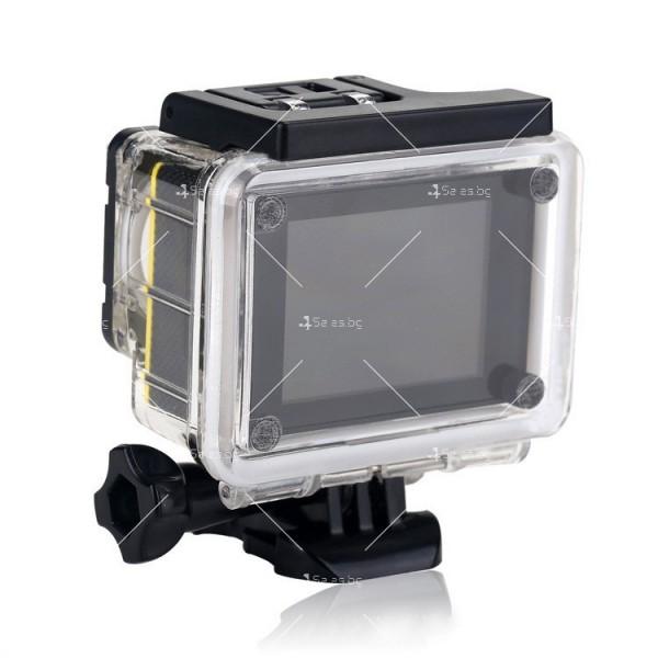 Водоустойчива екшън камера с дистанционно управление SC21 9