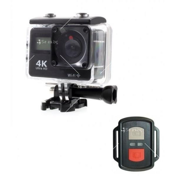 Водоустойчива спортна екшън камера 4K Ultra HD SC23 2