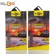 Жични спортни Bluetooth слушалки с магнит KLGO HK-10BL EP63 2