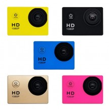 Мини водоустойчива камера за спорт SJ 4000 - SC2