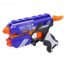 Детски ръчен пистолет с меки коршуми - WJ13