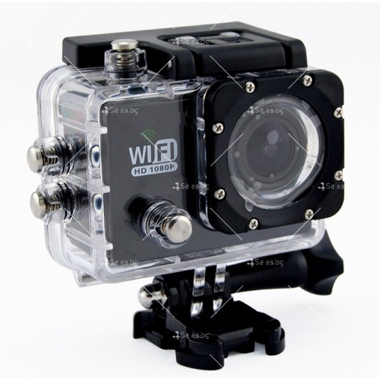 Водоустойчива Wi-Fi спортна камера SJ6000 SC3