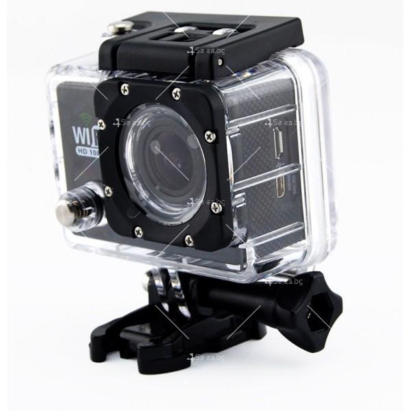 Водоустойчива Wi-Fi спортна камера SJ6000 SC3 2