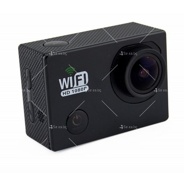 Водоустойчива Wi-Fi спортна камера SJ6000 SC3 4