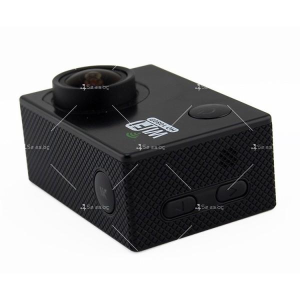 Водоустойчива Wi-Fi спортна камера SJ6000 SC3 6
