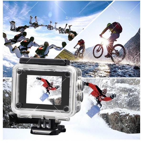Водоустойчива Wi-Fi спортна камера SJ6000 SC3 14