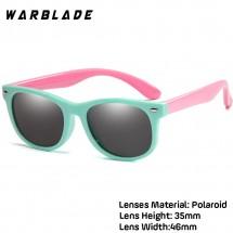 Цветни детски слънчеви очила подходящи за момичета и момчета
