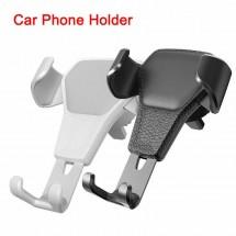 Луксозна стойка за мобилни и GPS устройства за автомобил с щипка ST10