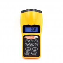 Универсален уред за измерване до 18 м разстояние с лазерен показалец - tv827