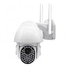 HD външна камера за нощно видеонаблюдение с безжично свързване IP39