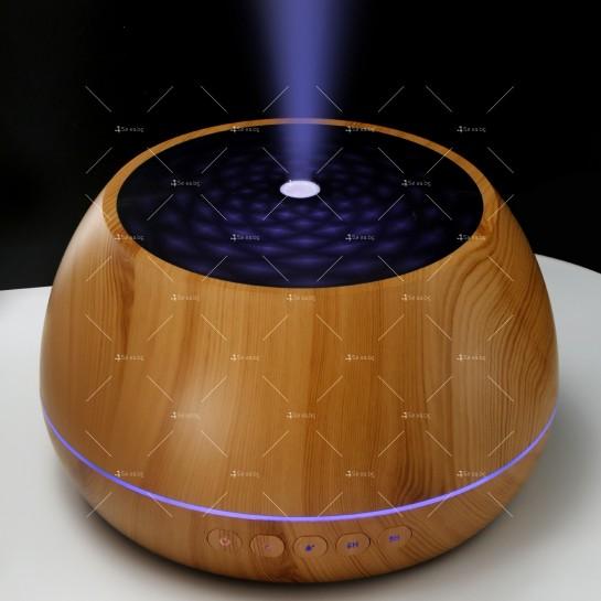 Дифузер, пречиствател на въздух и ароматизатор с LED светлини TV832