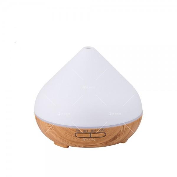 Арома овлажнител за въздух, 3 режима на работа и LED светлини TV835 4