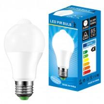 LED крушка със сензорно включване iP44, 85-265 (V), 10W