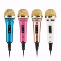 Регулируем караоке микрофон за мобилни устройства MF2