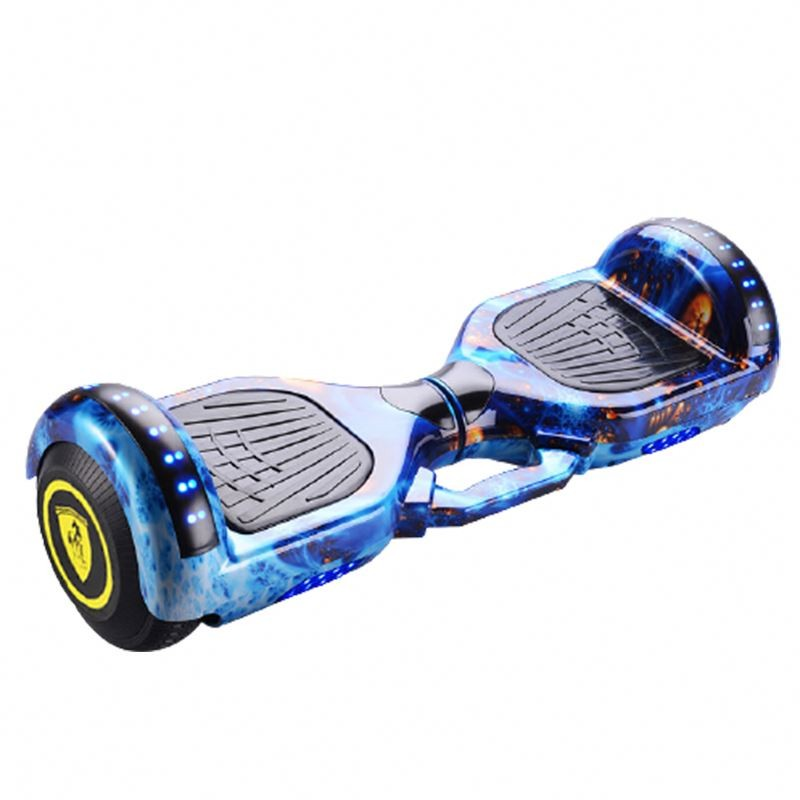Електрически скутер с LED светлини 6.5 инча гуми 250 W 1