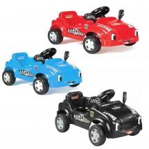 Кола с педали Smart DOLU в различни цветове