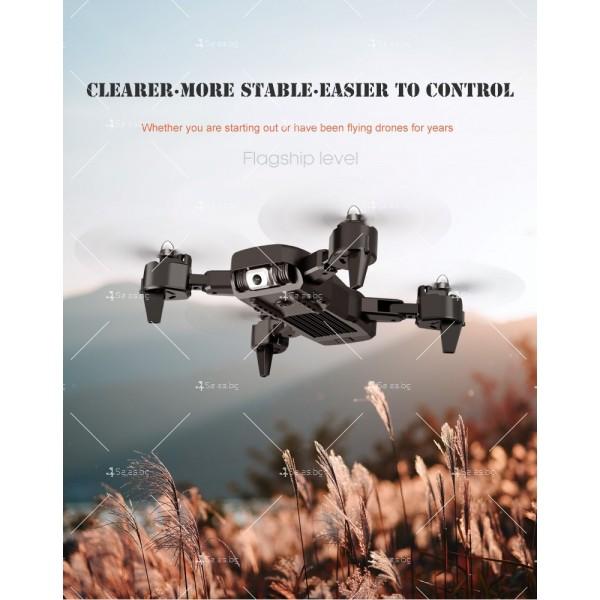Сгъваем дрон с 4K HD заснемане и професионален DRON HJ28-GPS 10