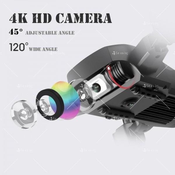 Сгъваем дрон с 4K HD заснемане и професионален DRON HJ28-GPS 13