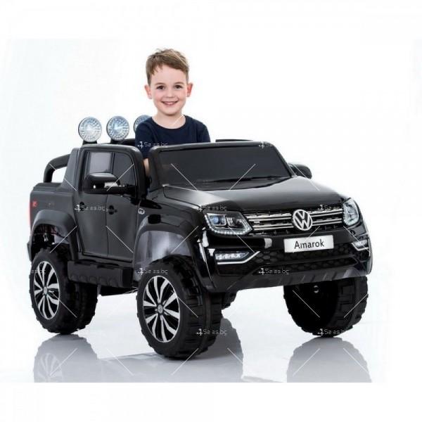 Акумулаторен детски джип Volkswagen AMAROK 4 х 4 1