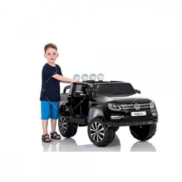Акумулаторен детски джип Volkswagen AMAROK 4 х 4 3