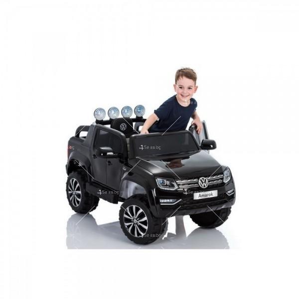 Акумулаторен детски джип Volkswagen AMAROK 4 х 4 4
