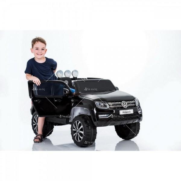 Акумулаторен детски джип Volkswagen AMAROK 4 х 4 5